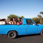 New Law: No more than five people will be carried in a bakkie load, as well as no children on a bakkie load bed