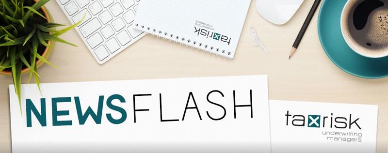 Tax Risk News Flash